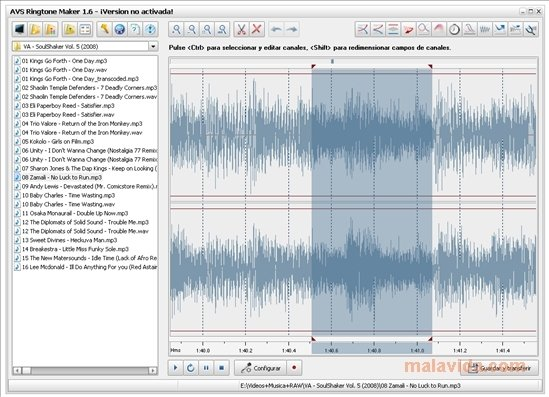AVS Ringtone Maker image 4