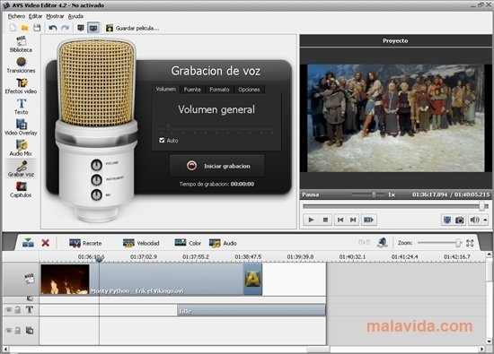 AVS Video Editor image 4