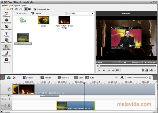 avs video editor free download pc