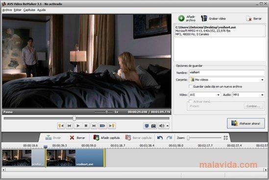 avs video editor trial version free download