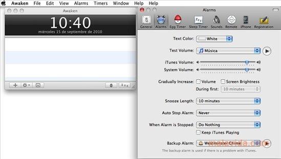 Awaken Mac image 4