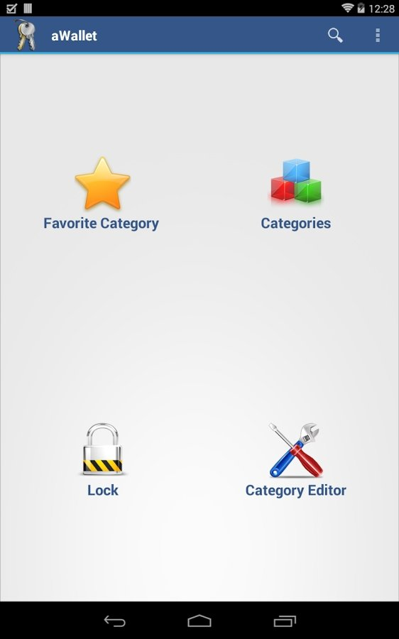 aWallet Password Manager Android image 5