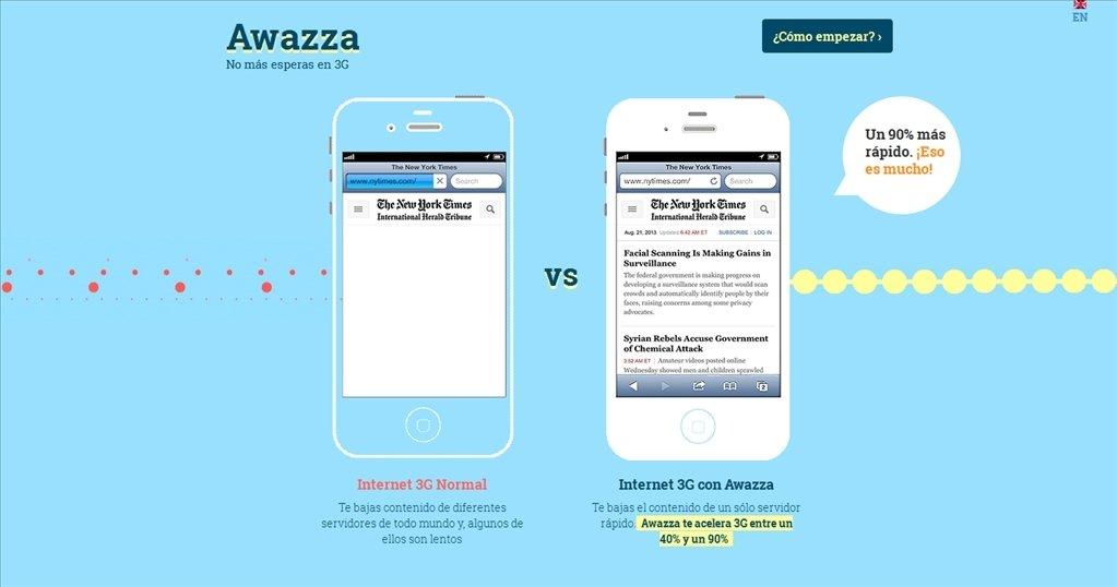 Awazza Webapps image 4