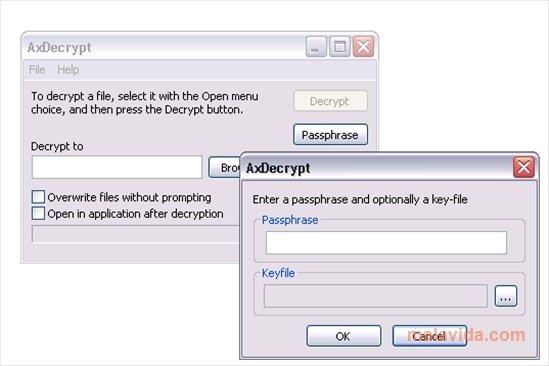 AxDecrypt image 2
