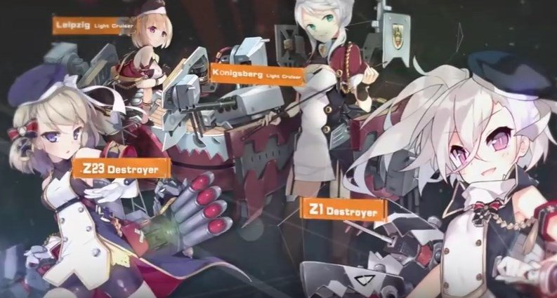 Azur Lane 2 0 110 - Download for Android APK Free