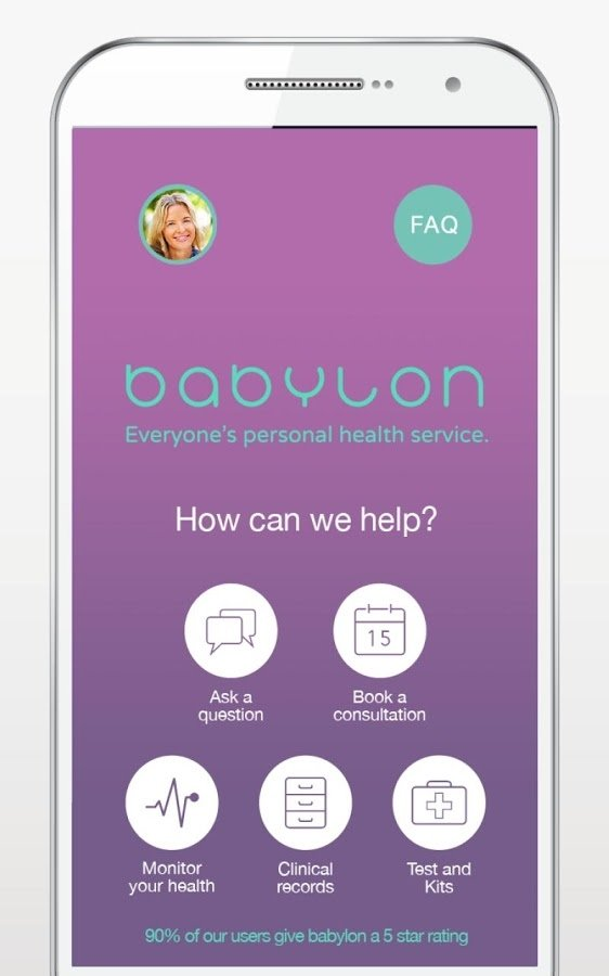 babylon Android image 6