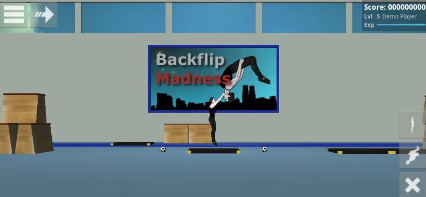 Backflip Madness Android image 6