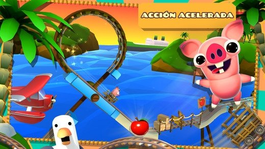 Bacon Escape iPhone image 5