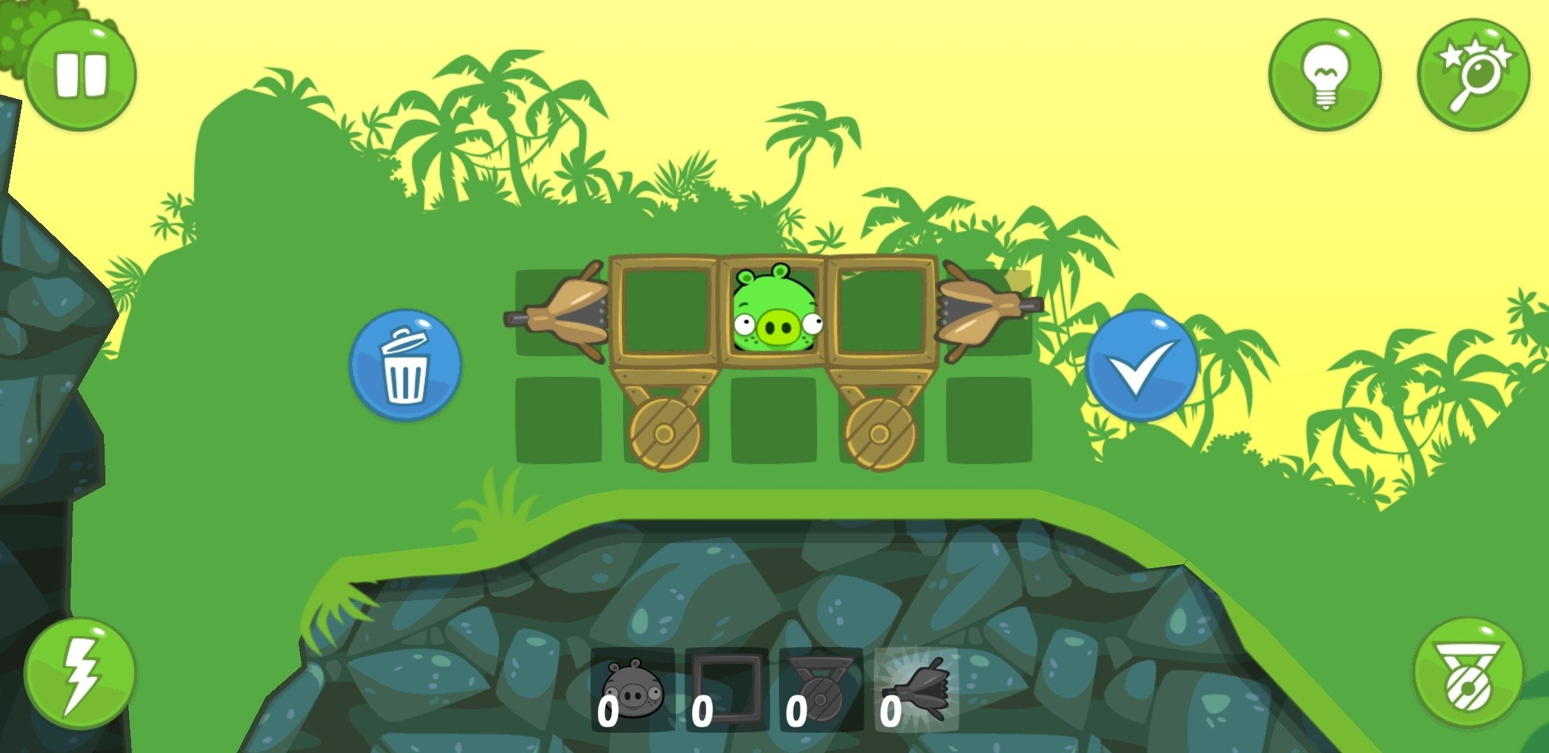 Bad Piggies Android image 5