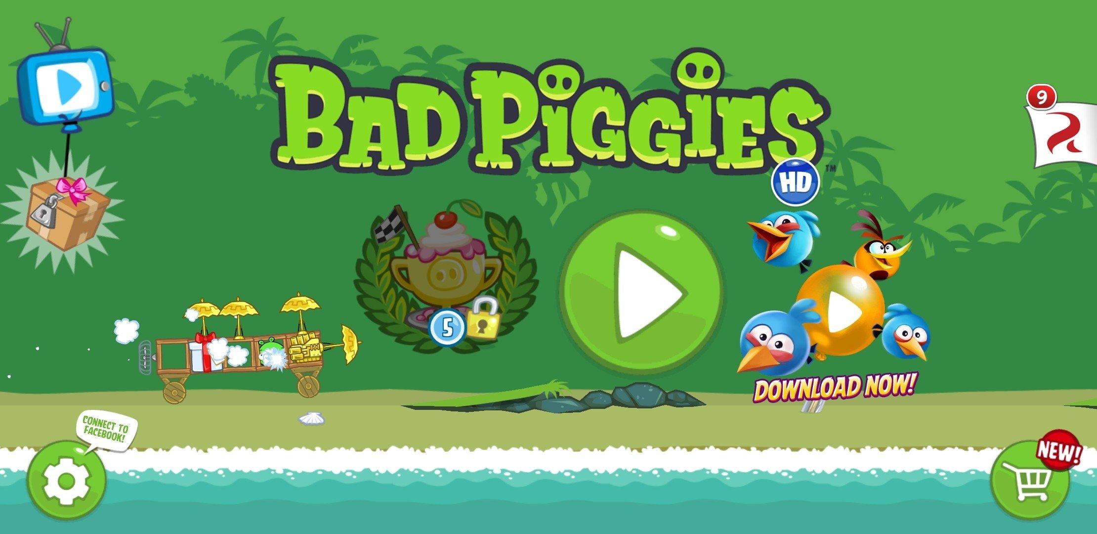 ... Bad Piggies image 3 Thumbnail ...