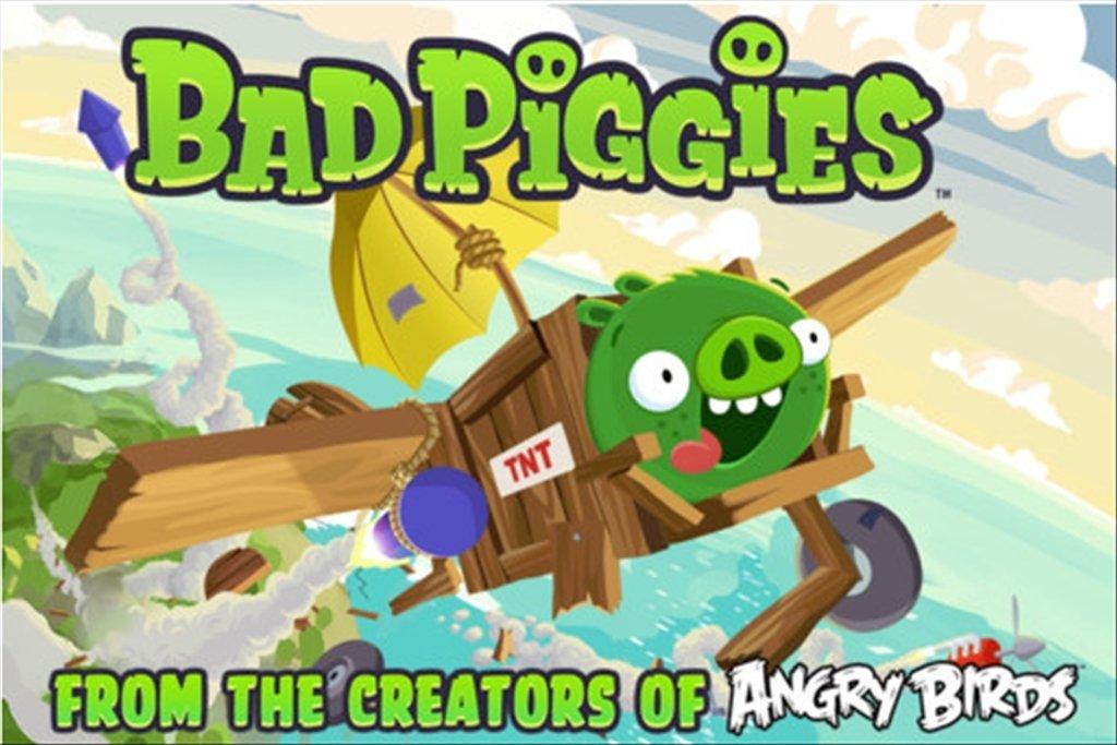 Bad Piggies iPhone image 5