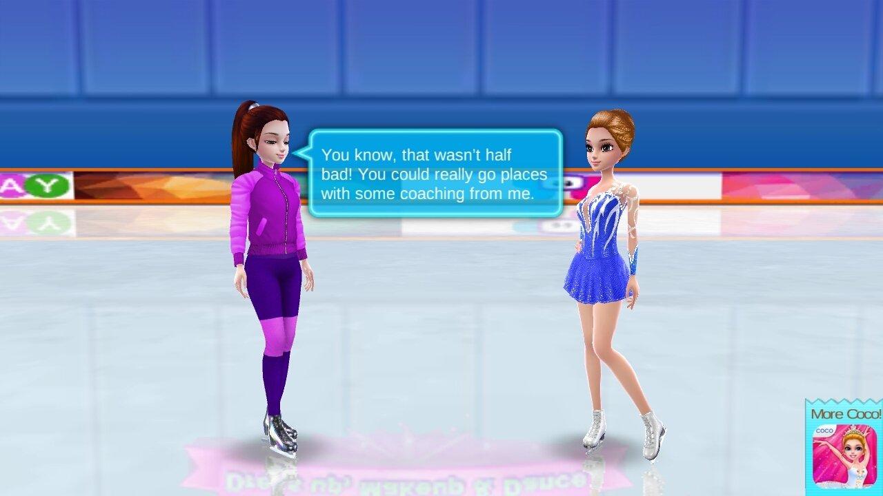 juegos de patinar sobre hielo