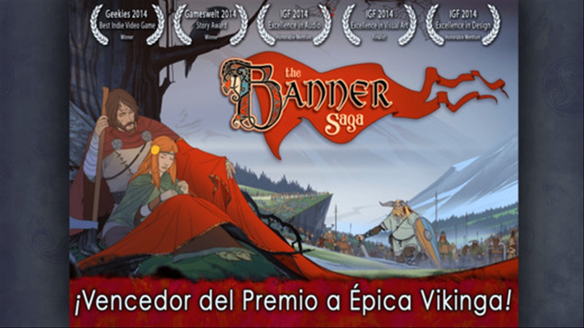 Banner Saga iPhone image 5