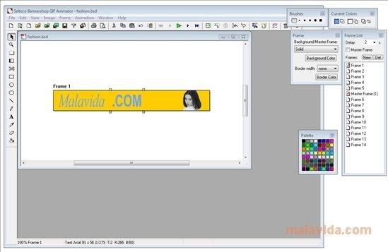 Bannershop GIF Animator image 4