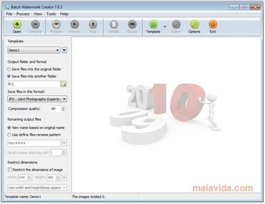 Batch Watermark Creator 7 0 3 Download For Pc Free