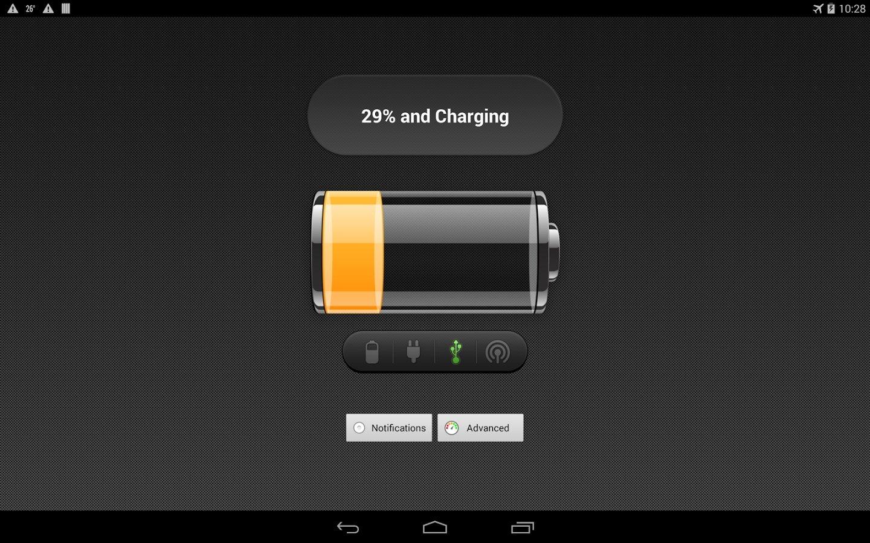 картинка на уровне заряда батареи фотообои