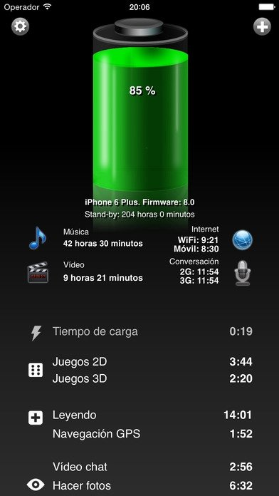 Battery HD - Download for iPhone Free