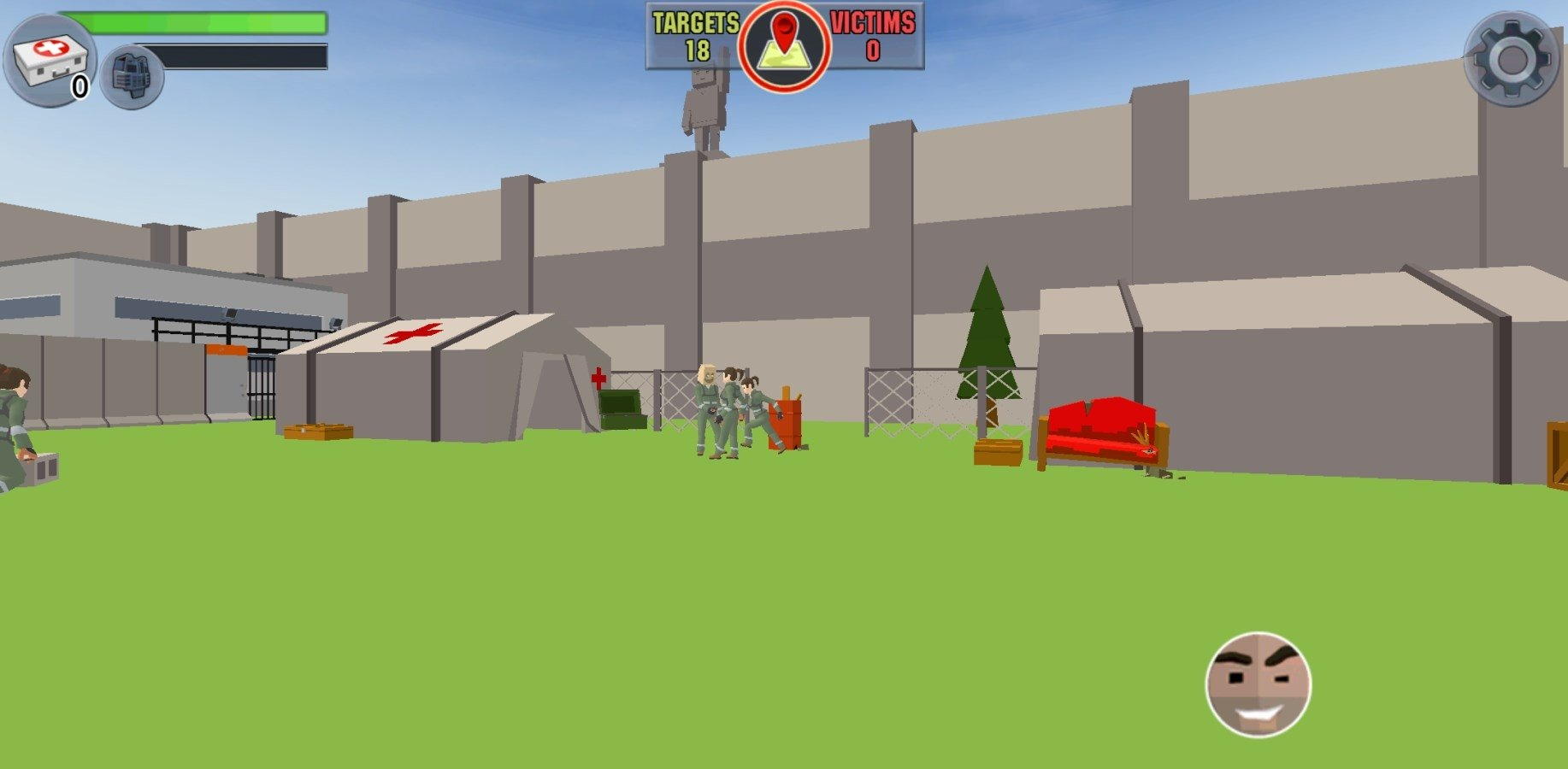 Battle Royale: FPS Shooter 1 10 04 - Download for Android APK Free