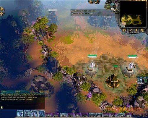 demo battleforge