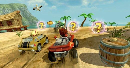 Beach Buggy Racing iPhone image 4