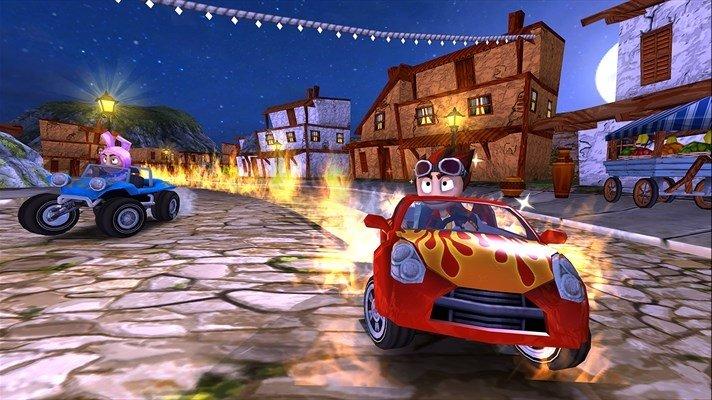 racing in car 2 descargar gratis