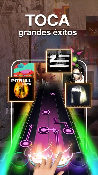 Beat Fever: Music Tap Rhythm Game - Download for iPhone Free