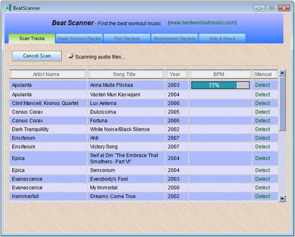 BeatScanner image 4