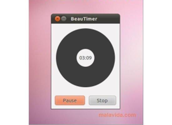 BeauTimer Linux image 2