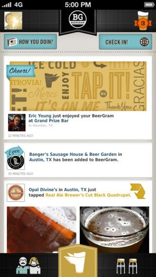 BeerGram iPhone image 5