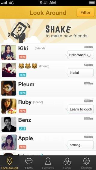 BeeTalk 3 3 0 - Baixar para iPhone Grátis