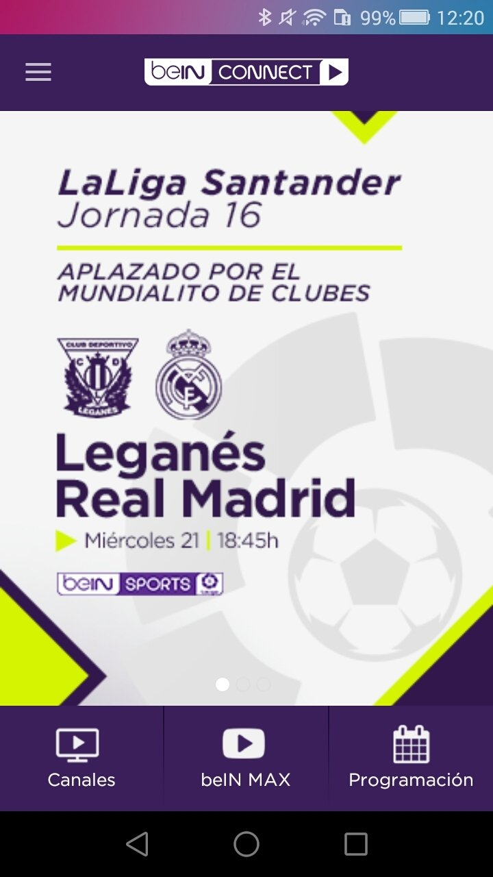 beIN SPORTS CONNECT 5 4 5 - Download for Android APK Free