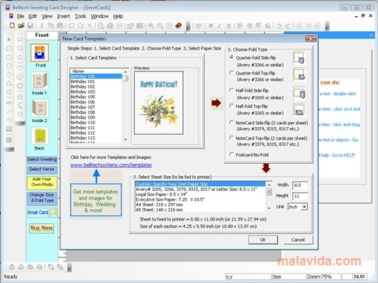 Belltech Greeting Card Designer 5 4 1 Download For Pc Free