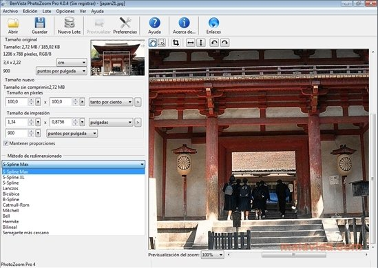 BenVista PhotoZoom Pro 6.0.2