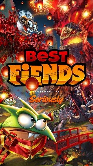 Best Fiends iPhone image 5