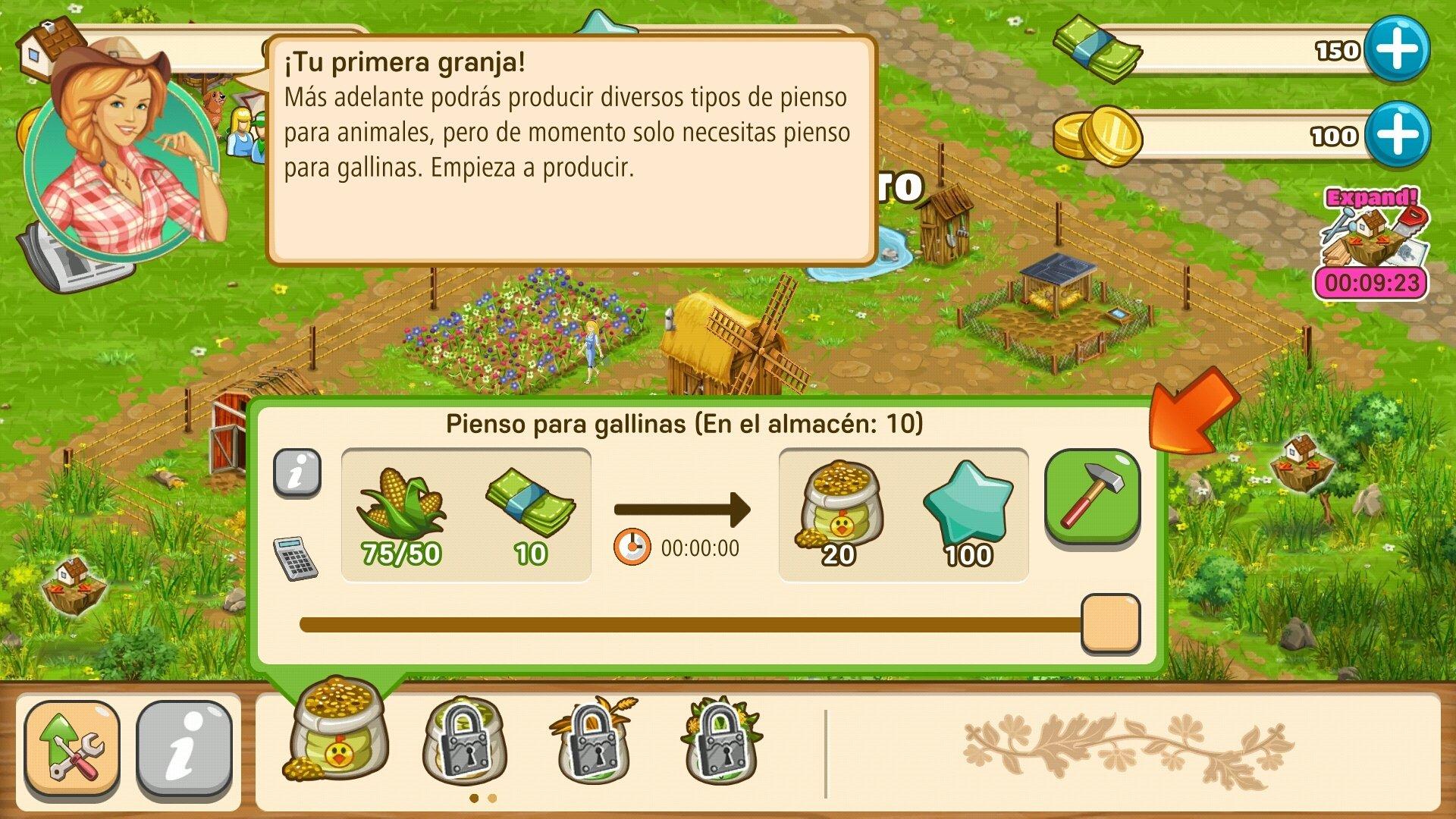 goodgame big farm hack