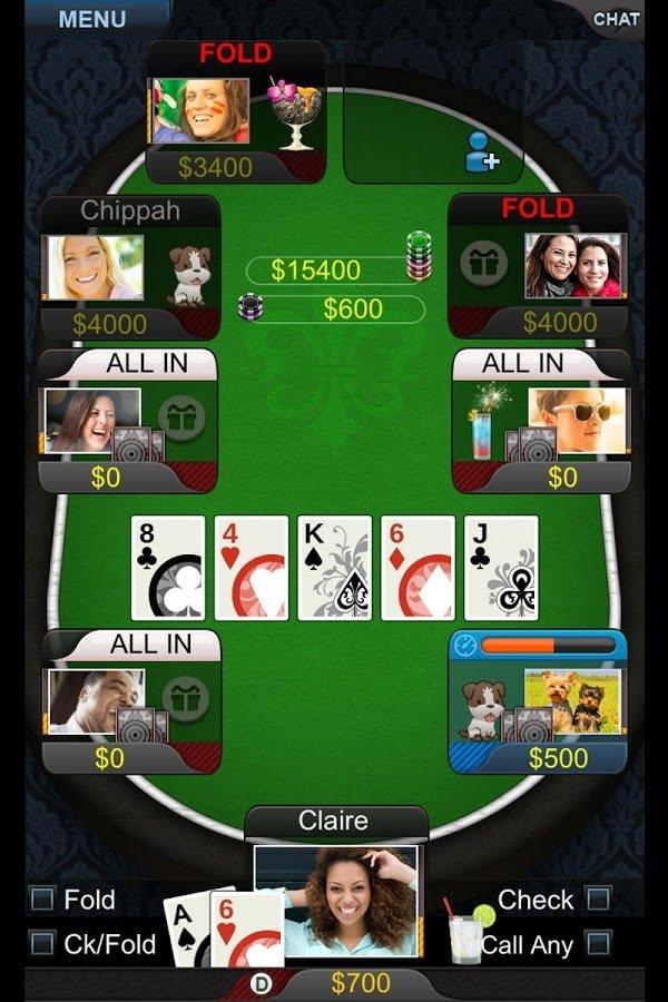 Big fish casino video poker android