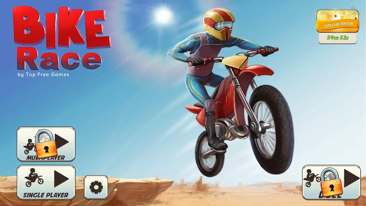 Bike Race Android image 5