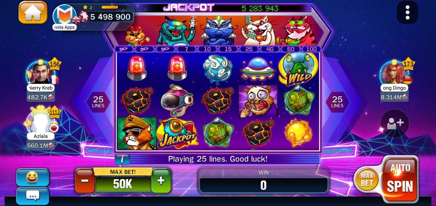 Billionaire Casino Slots 6 2 2800 Download For Android Apk Free