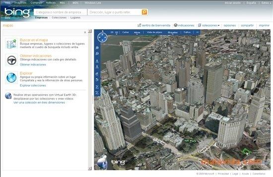 Bing Maps 3D image 4