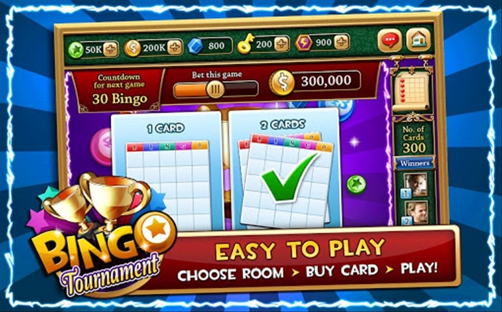 Bingo Tournament Android image 5