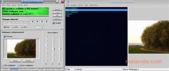 Bionix Desktop Wallpaper Changer: Télécharger BioniX Desktop Wallpaper Changer Lite 7.0.2