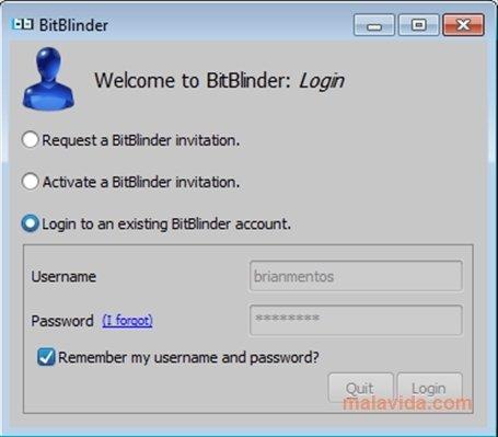 BitBlinder image 3
