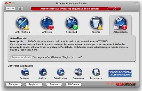 BitDefender Antivirus Mac image 4
