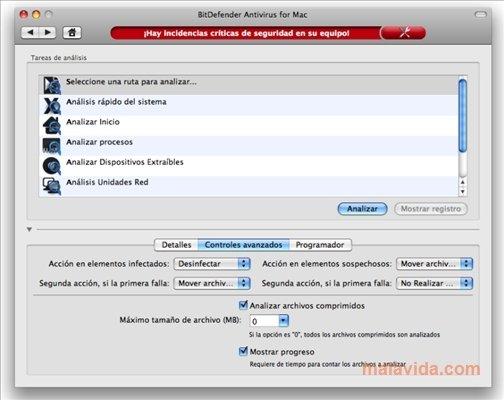 BitDefender Antivirus - Download for Mac Free