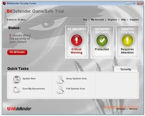 BitDefender GameSafe image 4