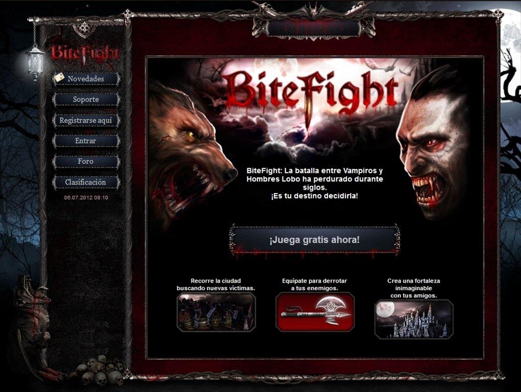 BiteFight Webapps image 6