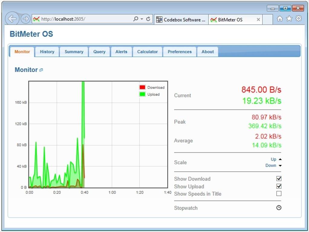 BitMeter OS image 5