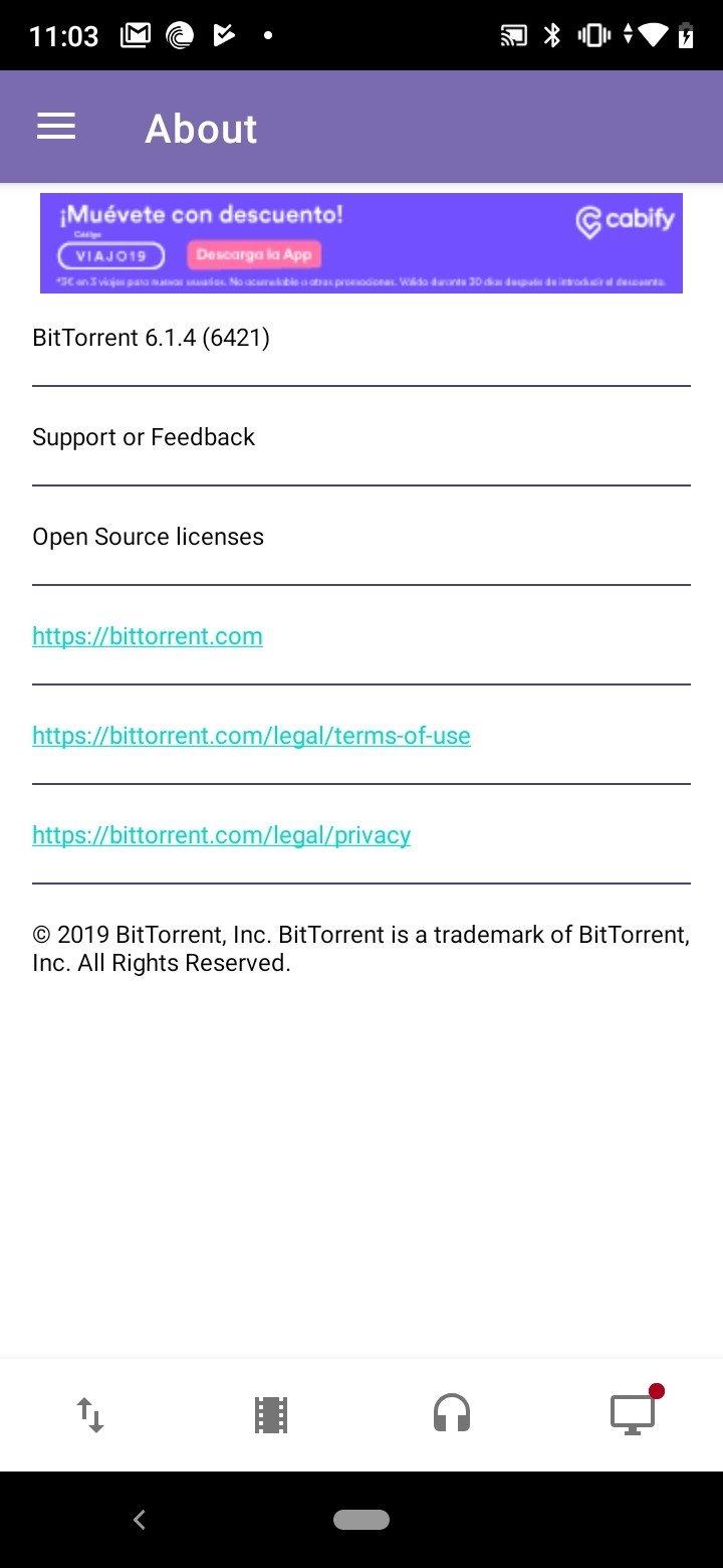 bittorrent free download apk