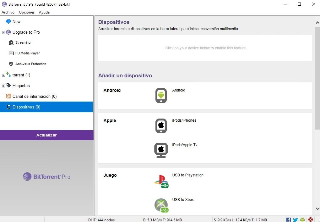 download bittorrent pro for windows 10