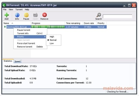 BitTorrent 5 3 - Download for Linux Free